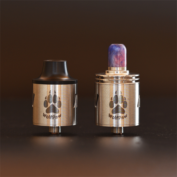 Authentic WOLFPAW RDA - SS