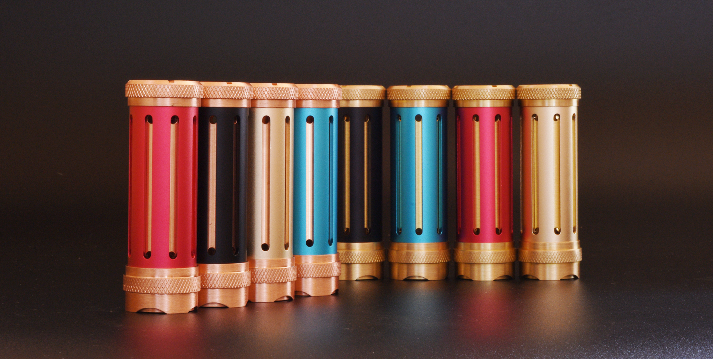 Resin Sleeves for FUFDA PRO MECH MOD