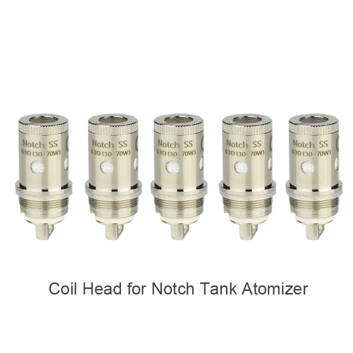 Coils Pack for Notch Sub Ohm Tank Atomizer -5pcs